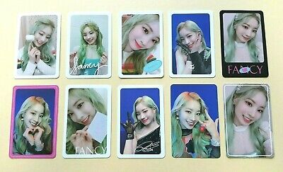 kpop Twice Fancy You 7th mini album OFFICIAL photocard  - Dahyunf full ver.