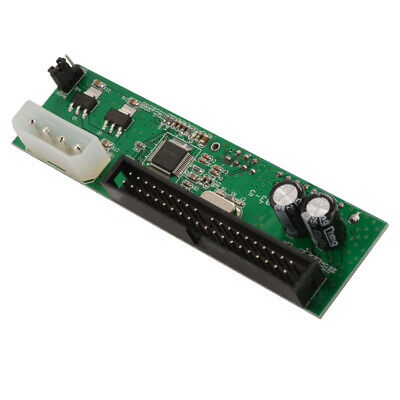 """PATA IDE to SATA Converter Adapter Module Board for Computer 3.5"""" HDD DVD AC1072"""