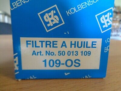 Oliefilter 50013109
