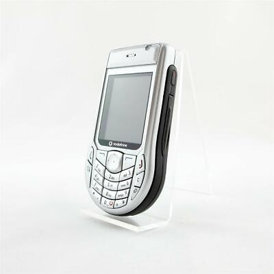 NOKIA 6630 SILVER without Simlock Original Phone Acceptable