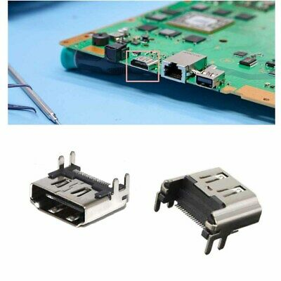 HDMI Port Console Display Socket Jack Connector V2 for SONY Playstation 4 PS4
