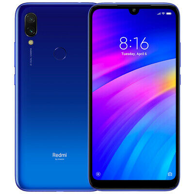"""6.26"""" Xiaomi Redmi 7 4G Phablet Android 9.0 Qualcomm 632 Handys Global Version"""