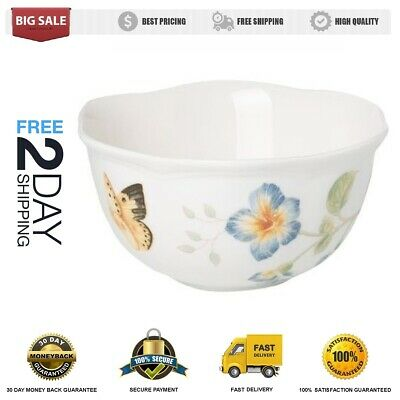 Lenox Butterfly Meadow Dessert Bowl