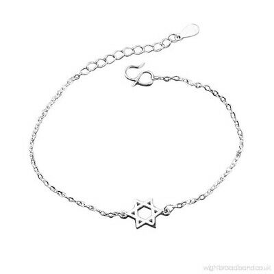 UK Women Ankle Bracelet 925 Sterling Silver Anklet Foot Chain Boho Beach BeadsUK