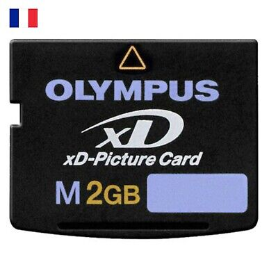 OLYMPUS 2GB XD TYPE M Carte Mémoire Flash