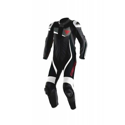 Dainese Veloster 1 piece perforated Leather Suit