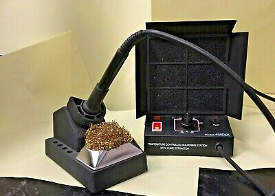 Soldering Iron Xytronic 456DLX Fume Extractor With Iron