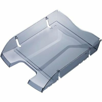 Helit PET Recycled Letter Tray Grey H2363508, 289x390x234mm [HEL01016]