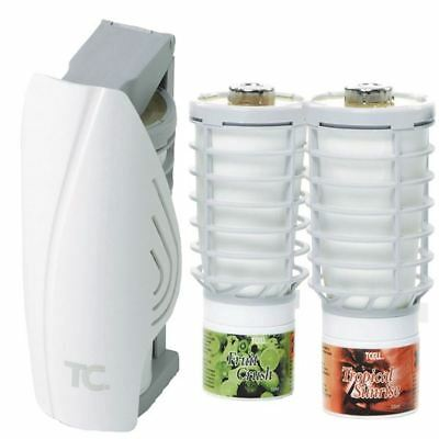 TCell Tropical Sunrise and Fruit Crush Air Freshener Starter Kit [RU40251]