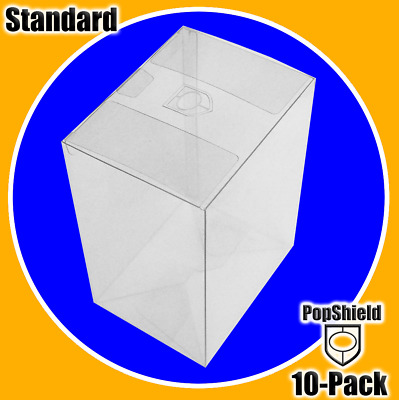 Funko Pop! PopShield Protectors 10-Count (FREE SHIPPING IN U.S.) .45mm thick & s