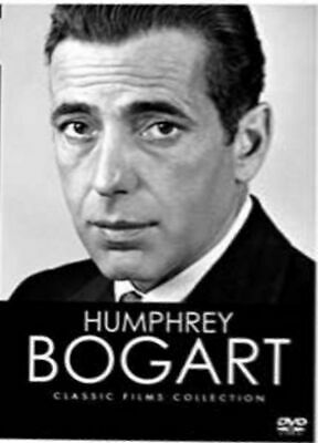 HUMPHREY BOGART - CLASSIC FILMS COLLECTION - 6 DVDs