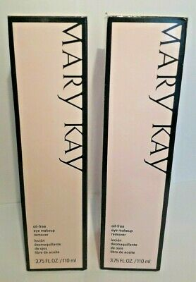 2** Oil-Free Eye Makeup Remover*MARY KAY* FREE SHIPPING
