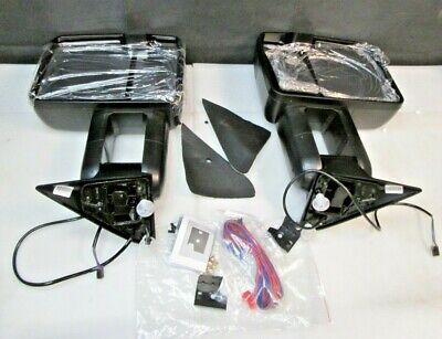Heated Towing Mirror Replacements For Chevrolet Silverado 03-07 Gmc Sierra New