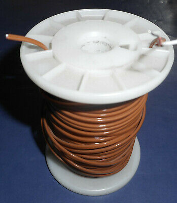 25 ft. coil of Type J 24 AWG Stranded Thermocouple Wire