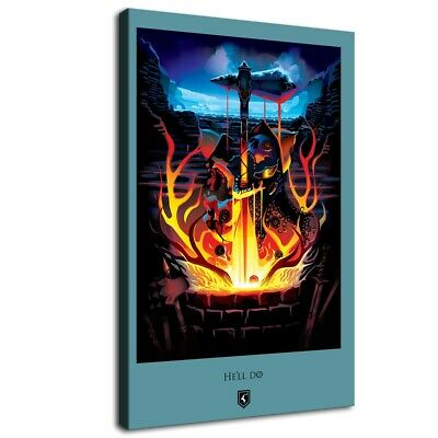 Game of Thrones HD Picture Canvas Print Painting Home decor Wall art wallpaper