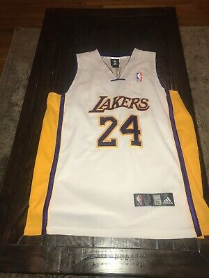 dc8e2dc2c5a Adidas Kobe Bryant Jersey Men s 52 Authentic Stitched Los Angeles Lakers  White