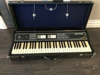 RARE Roland RS-202 String Synthesizer 70's Vintage