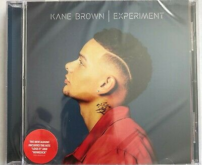 Kane Brown NEW  - Experiment CD 2018