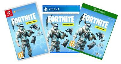 ⭐️ Instant Code ⭐️ Fortnite Deep Freeze Bundle Xbox One + 1000 V-Bucks Global ⭐️