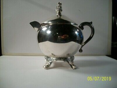 Antique: F. B. Rogers Silver Co. Trade Mark 1883 #1224 Creamer Pitcher Beautiful