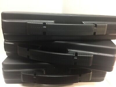 Wireless Case for Sennheiser Evolution or Shure 1/2 rack - Qty 3