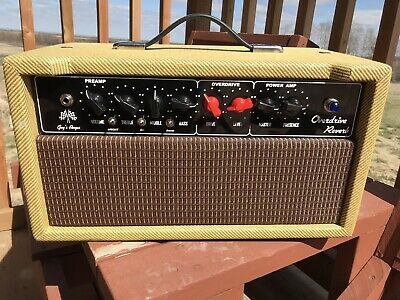 "DUMBLE"" OVERDRIVE HANDWIRED! - $42 50 