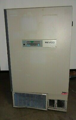 Thermo Revco ULT2586-9-A30 Ultra Low Temperature Laboratory Freezer 115v
