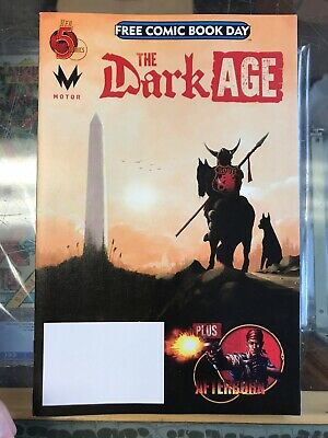 The Dark Age / Afterburn Free Comic Book Day - May 2019 - Red 5 Comics