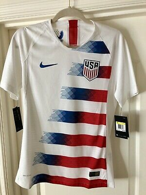 b49238a22 Nike 2018 Team USA Vapor Match Home Soccer Jersey (S) 893904 100 Retail  195