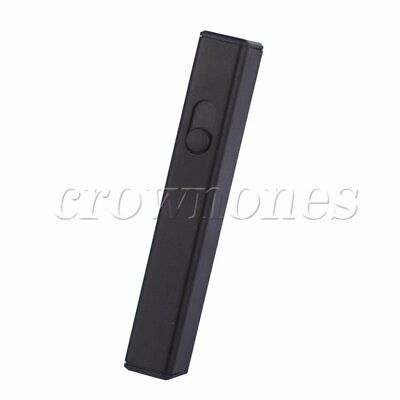 Mini Rechargeable USB Electronic Lighter No Gas Lighter D-812 Black