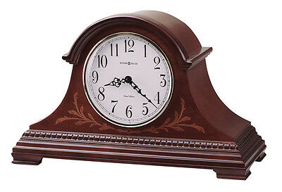 "635-115  Howard Miller Dual Chime Mantel Clock ""Marquis"" 635115"