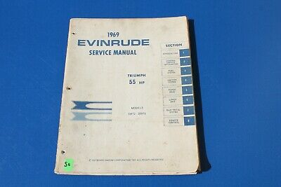 Evinrude 55 hp manual