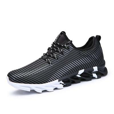 Mens Casual Shoes Leisure Sports Athletic Sneakers Running Fashion Leather Shoes