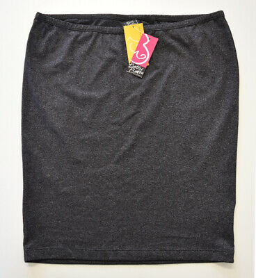 Belly Button Maternity Casual Pencil Skirt Size S Small Grey