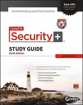Comptia Security+ Study Guide by Emmett Dulaney and Chuck Easttom in PDF Form