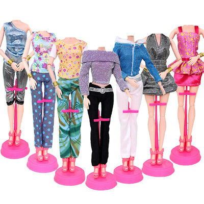 1 PCS Handmade fashion outfit short dress doll accessories clothes for doll toYF