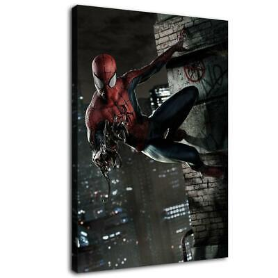 """12""""x18""""Spiderman Venom HD Canvas print Painting Home Decor Picture Room Wall art"""