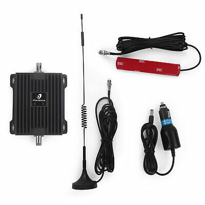 GSM 3G LTE 4G Dual Band 850MHz 1700/2100MHz Signal Booster Repeater for Car use