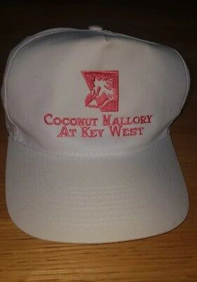 Coconut Mallory baseball cap Anne arbor - snap cap hat collectable