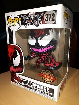 Funko Pop! Marvel - Venom - Carnage - Special Edition - #372