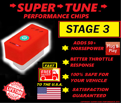 Performance Chip Power Tuning Programmer Stage 2 Fits 2002-2010 Saturn Vue