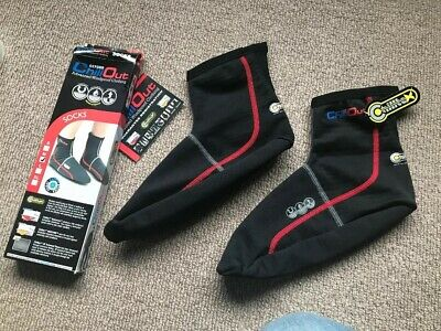 Oxford Motorcycle Bike Chillout Windproof Water Repellent Socks Size M- CH131