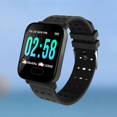 A6 Smartwatch Reloj Inteligente Bluetooth Smart Watch para Android IOS