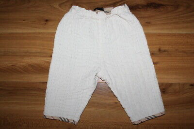 Burberry boys trousers 9 months *I'll combine postage*(101)
