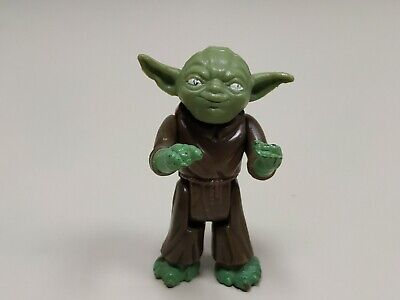 419- Yoda 1980 Lfl To 1235-36 Hong Kong   Figura Star Wars Nº 33