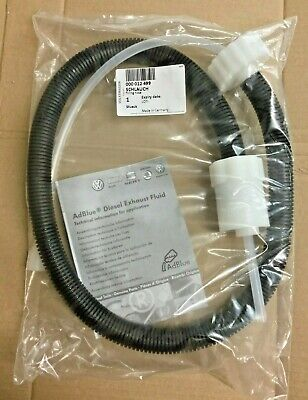 New Genuine VW AUDI Seat SKODA Adblue Filling Hose Kit 000012499