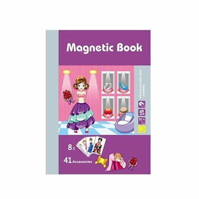 Kids Wooden Puzzle Educational Drawing Board Toy Magnetic Puzzle Drawing Boardo