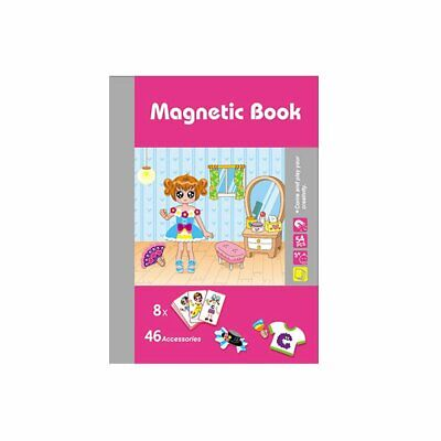 Kids Wooden Puzzle Educational Drawing Board Toy Magnetic Puzzle Drawing Boardn