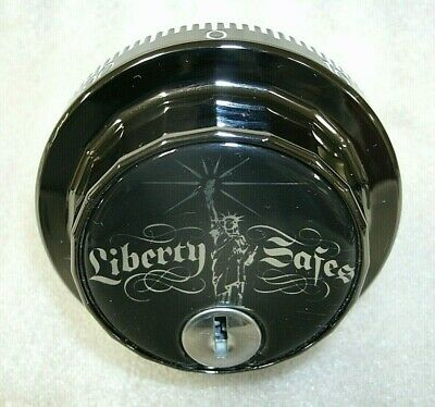 S&G Combination Safe Lock From Liberty Safe-6730-Black Chrome-SPRING SALE!