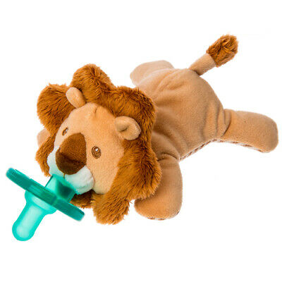 NEW  WubbaNub Soothie Pacifier Baby Shower Gift Boys Girls Ella Itsy llama Lion